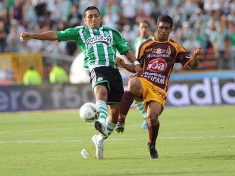 Deportes Tolima y Atlético Nacional definieron la serie en Ibagué