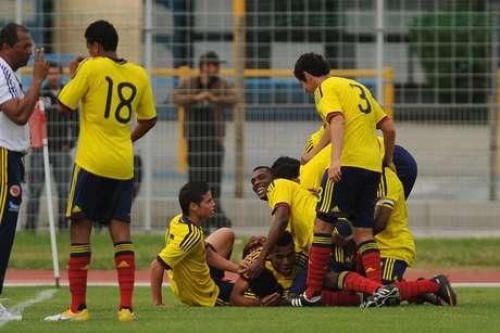 Colombia se coronó campeón del Torneo Esperanzas de Toulon en Francia.
