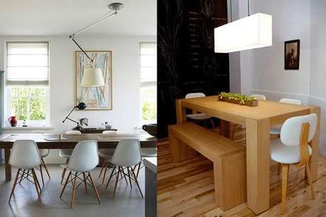 Como iluminar tu comedor - Como iluminar una casa ...