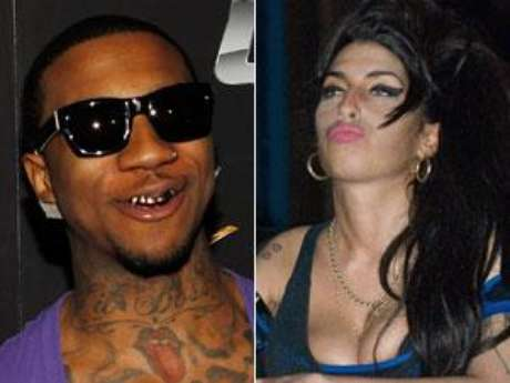 Amy Winehouse's Website Gets Hacked With Lil B Picture.