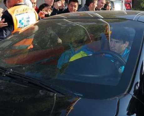 Foto Top 5 autos de Messi