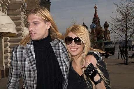 Wanda Nara y Maxi López, en épocas felices