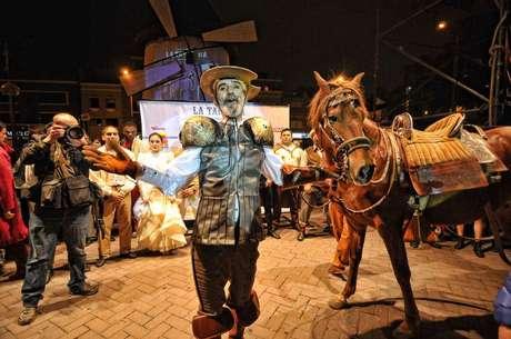 Quijote es el nombre de la nueva producción de La Tarumba.