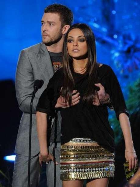 Justin Timberlake y Mila Kunis estrenan Amigos con