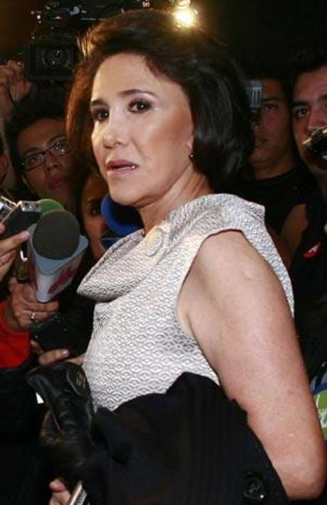 Florinda Meza.
