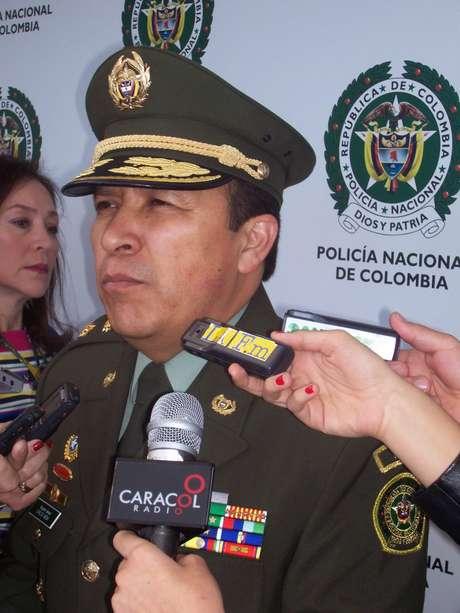 'El llamado a la comunidad es el de que sigan suministrando información', declaró el general Carlos Mena.