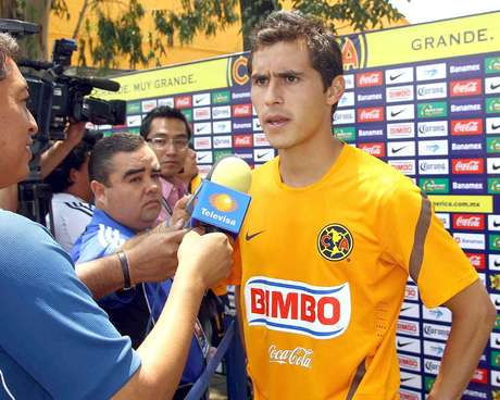 Paul Aguilar, defensa de América.