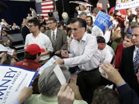 Mitt Romney has gained huge momentum in Florida.