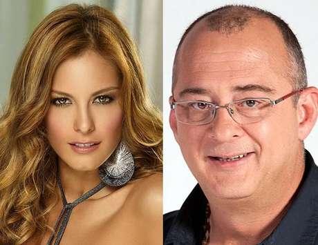 Laura Acuña y Jota Mario Valencia son los presentadores de 'Muy Buenos Días'.