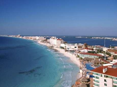 En mismo año, Cancún fue considerado entre los mejores destinos del mundo por tres agencias de viaje.
