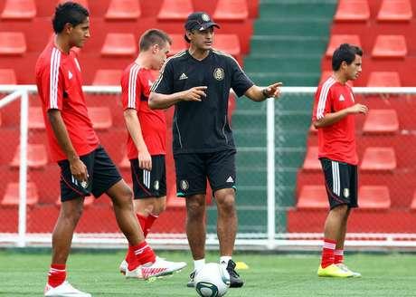 Sergio Almaguer, Director Técnico de la selección Sub-20 de México