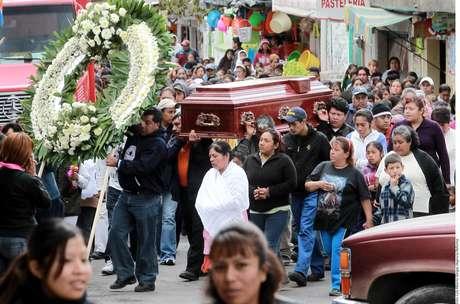 Funeral de linchado