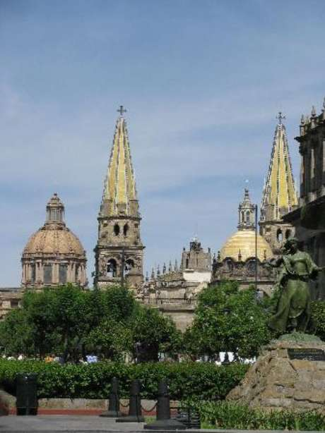 Únete a la fiesta por el 470 aniversario de Guadalajara.