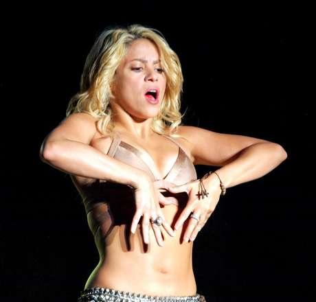 Shakira arrasa en el Premio Lo Nuestro a la Música Latina.