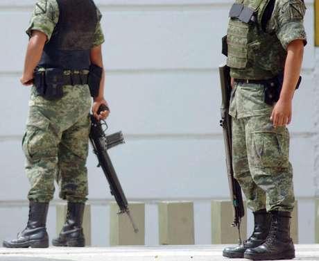 Pagaba a general narco en coahuila for Juzgado togado militar