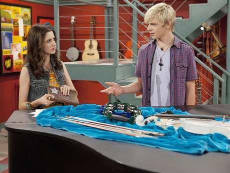 Ally y Austin serán los protagonistas de esta serie que inicia transmisiones el domingo 26 de febrero por Disney Channel.