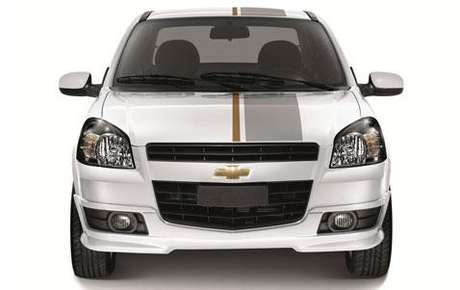 La Edición Especial de Chevy se puede identificar por un equipamiento especial.