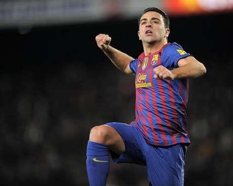 <b>XAVI:</B> El crack del Barcelona es pretendido por el PSG francés.