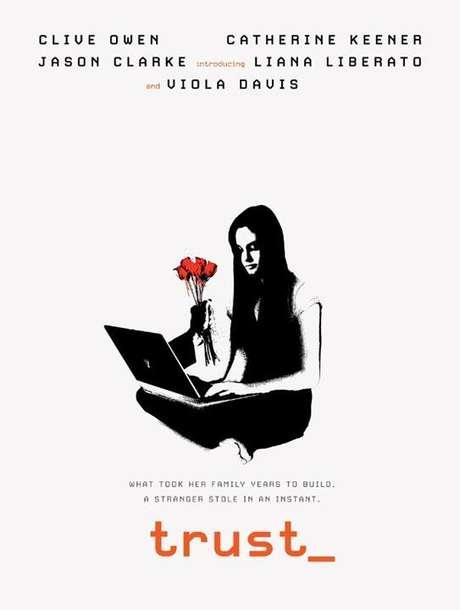 'Inocencia Perdida', 'Trust' por su título en inglés, es dirigida por David Schwimmer.