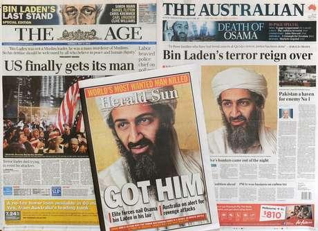 La nota de la muerte de Bin Laden dio la vuelta al mundo y al día siguiente, periódicos dieron a conocer el anuncio hecho por Obama. Muchos estadounidenses salieron a festejar el logro del Ejército, mientras que simpatizantes del terrorista protestaron y se mostraron afligidos. En medio quedaron algunos más curiosos que dieron rienda suelta a su imaginación y comenzaron a crear leyendas y mitos alrededor de la muerte de Osama Bin Laden.