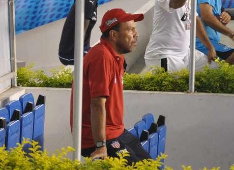 El técnico de Junior de Barranquilla quedó satisfecho con la actitud de su equipo a pesar de la derrota ante Tolima