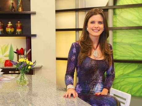 Ana María Picasso en Plus TV