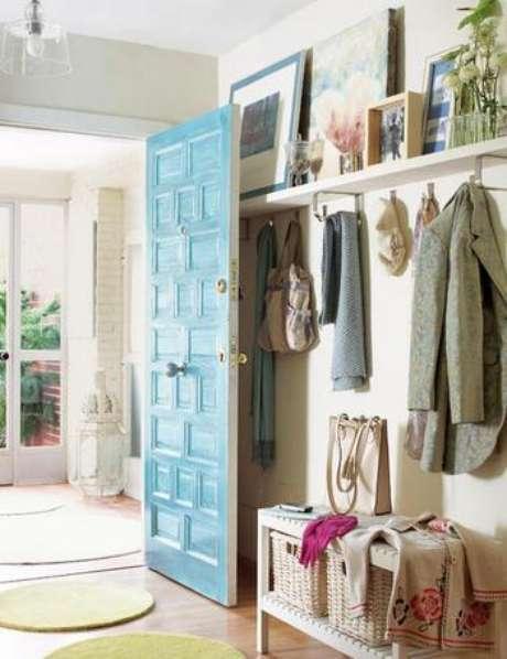Ideas para decorar el recibidor de tu casa for Alfombras recibidor