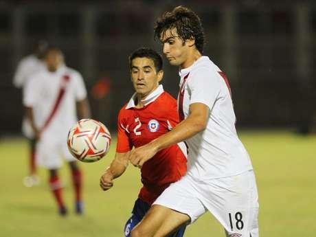Ampuero desea permanecer en Universitario hasta fin de año como lo estipula su contrato.