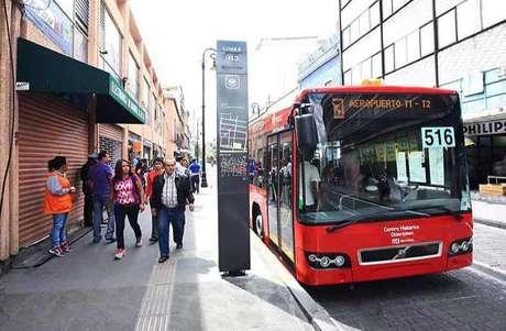 El servicio del Metrobús será gatuito para personas con discapacidades y menores de 5 años de edad.