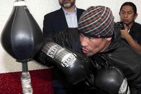 Juan Manuel Márquez quiere seguir demostrando que aún tiene box en los guantes