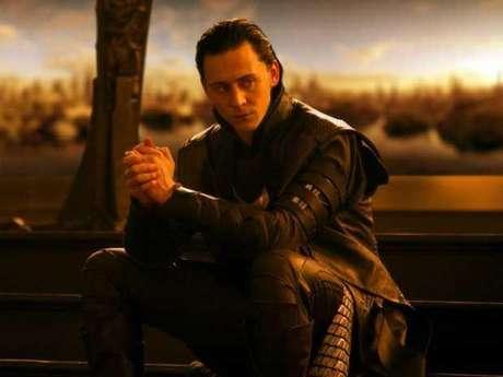 Tom Hiddleston vuelve a tomar el papel de Loki en 'Los Vengadores'.