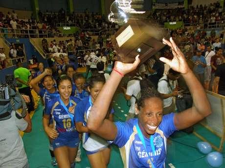 Géminis es el campeón de la Liga Nacional de Vóley.