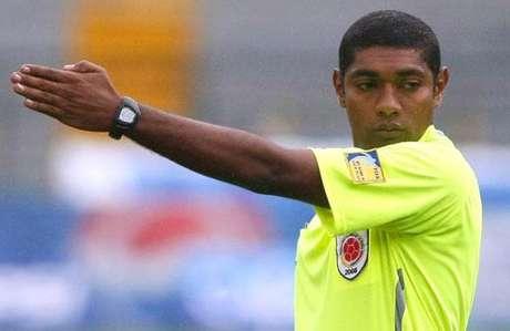 Imer Machado, árbitro FIFA colombiano.