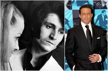 Marcela Basteri, Luisito Rey & Luis Miguel