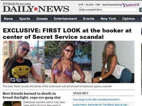 Ella, una mujer de 24 años de edad y madre soltera de un niño de nueve, había negociado con un miembro del Servicio Secreto pasar la noche junto a él y sus compañeros por 800 dólares, sin embargo el norteamericano a quien calificó de 'tacaño' le canceló sólo US$ 30.