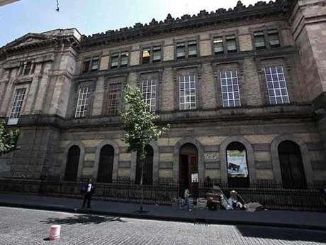 En la Biblioteca Rubén Darío, en el Centro Histórico, está a punto de concluir la restauración.