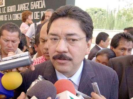 El ex gobenador de Oaxaca, Ulises Ruiz
