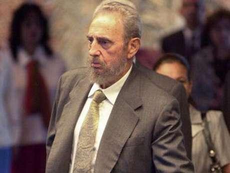 Fidel Castro dijo que un error de Obama en la política con Venezuela, podría generar un 'río de sangre'.
