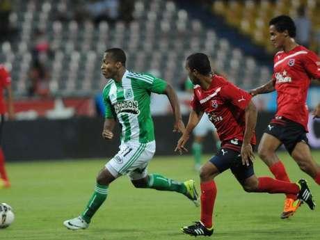 Atlético Nacional e Independiente Medellín quedaron muy lejos de lograr su clasificación a los cuadrangulares semifinales de la Liga Postobón I - 2012.