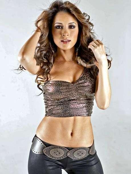 Cynthia Rodríguez aprovecha las oportunidades que se le presentan, desde que salió de 'La Academia'.