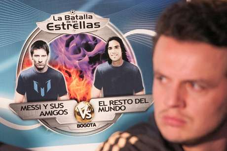 Lionel Messi jugará en Bogotá partido amistoso denominado 'Messi y sus amigos vs. resto del mundo', el próximo 21 de junio en la capital colombiana.