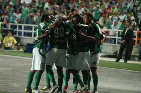 Deportivo Cali terminó en el alza el primer semestre.