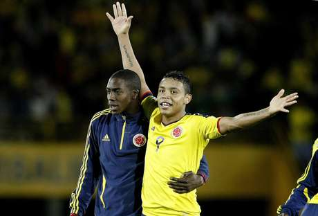 Luis Fernando Muriel, delatero de la Selección Colombia de mayores.