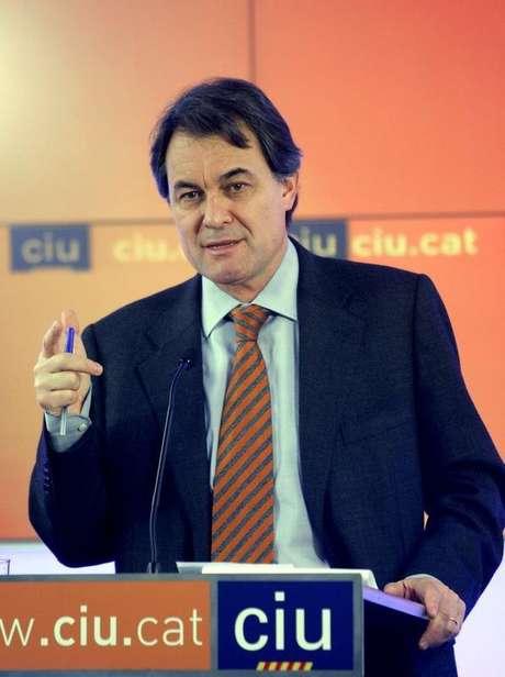 Artur Mas (Agencia: EFE)