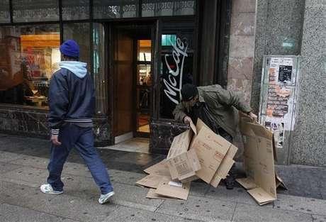 La crisis afecta a los más desfavorecidos (Agencia: Europa Press)