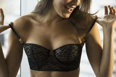 Algumas mulheres usam peças sensuais apenas para agradar o parceiro