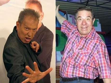 Raúl Romero y Efraín Aguilar.
