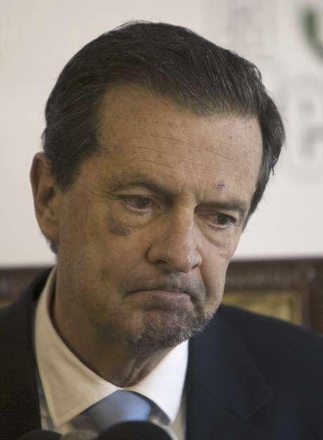 Colombia ex ministro dice que farc fueron autoras de atentado for Ex ministro del interior
