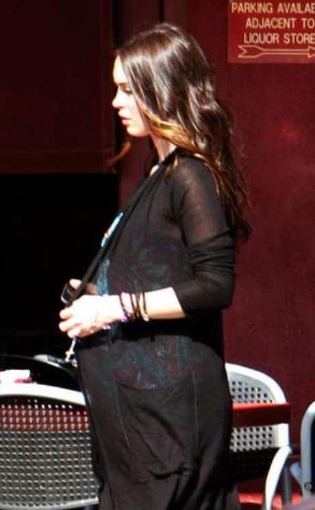 Se dice que Megan Fox pretendía vender exclusiva a revista.