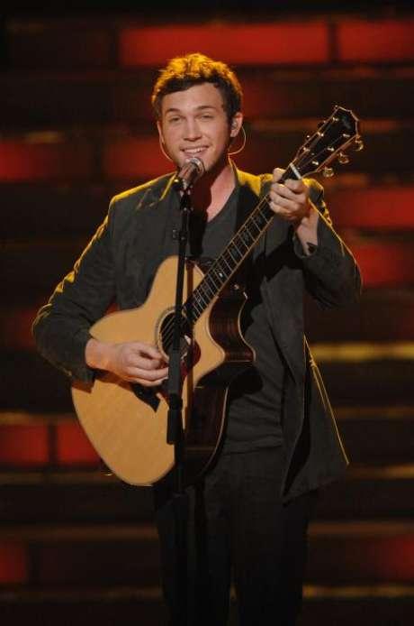 Phillip Phillips en 'American Idol'